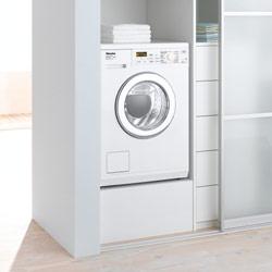 Zu den Waschmaschinen